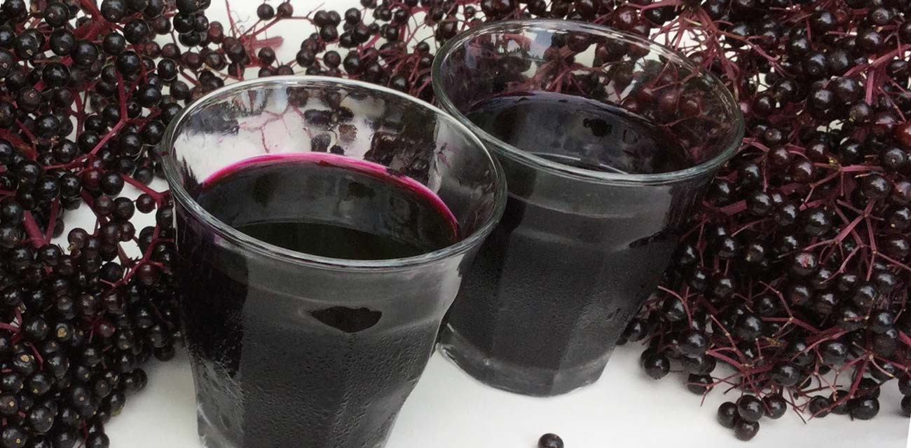 How to Make Elderberry Syrup thumbnail